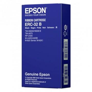 Ruban encreur noir EPSON TM-H6000 C43S015371